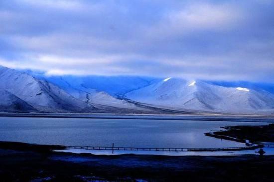 新疆阿图什喀拉库勒湖风景区,图一