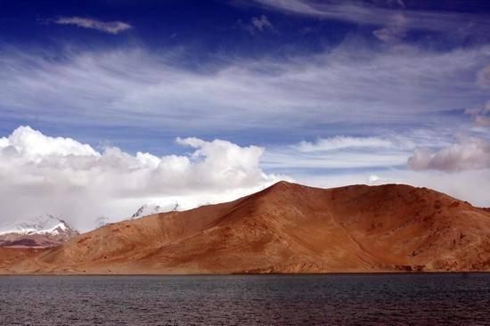 新疆阿图什喀拉库勒湖风景区,图二