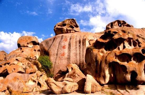 新疆博乐怪石沟风景区,图二