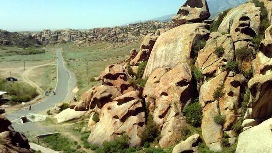 新疆博乐怪石沟风景区,图三
