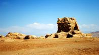 新疆昌吉北庭故城