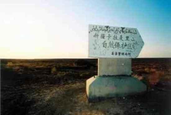 新疆卡拉麦里自然保护区,图一