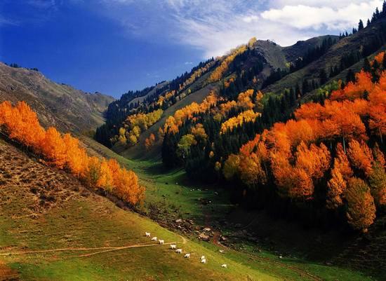新疆哈密天山风景名胜区,图二