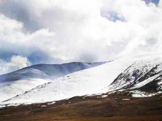 新疆和田喀喇昆仑山,图二