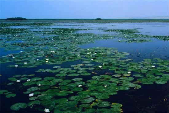 新疆库尔勒巴州博湖县阿洪口旅游风景区,图二