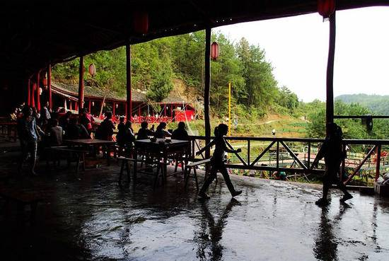 新疆库尔勒巴州莲花湖风景旅游区,图二