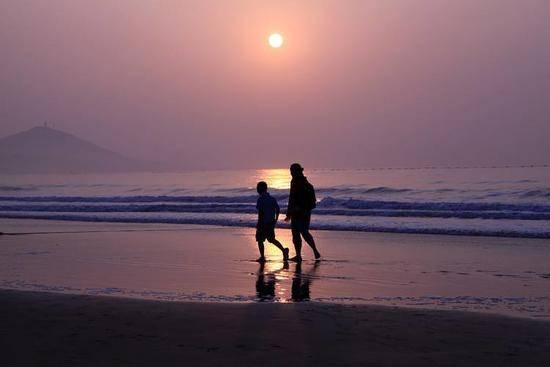 新疆库尔勒和硕县金沙滩旅游度假区,图二