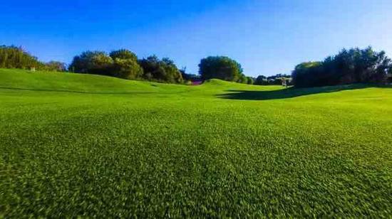 新疆克拉玛依大漠高尔夫球场,图三