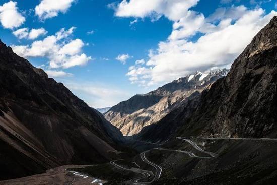 新疆最美公路独库公路,图四