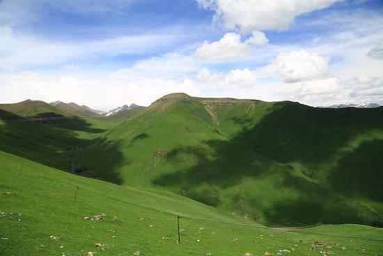 新疆最美公路独库公路,图九