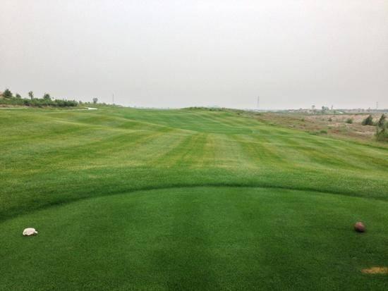 新疆克拉玛依大漠高尔夫球场,图二