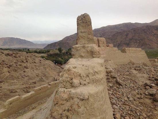 新疆喀什石头城,图三