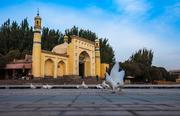 新疆喀什艾提尕爾清真寺