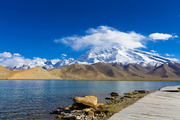 新疆喀什慕士塔格峰