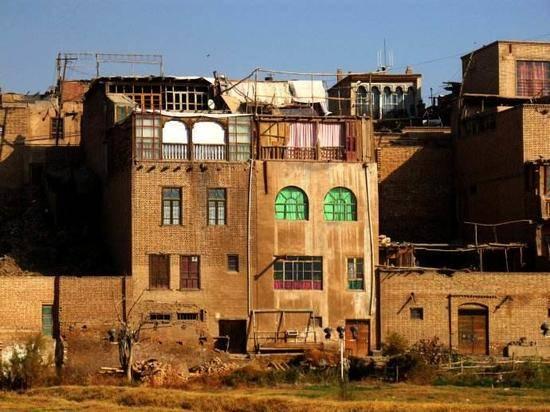新疆喀什高台民居,图五