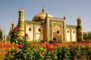 新疆喀什香妃墓-喀什阿帕尔霍加墓