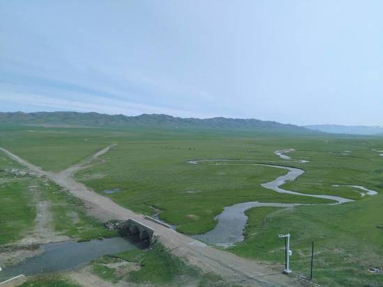 新疆塔城165团巴依木札景区,图十一