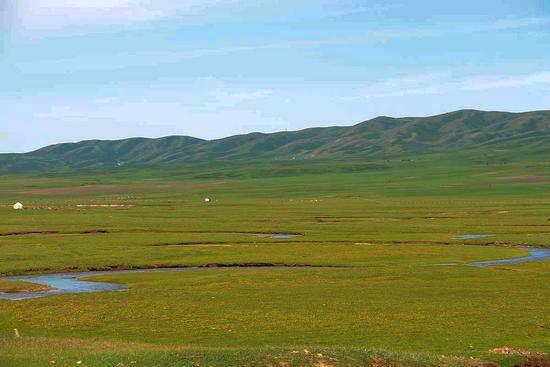 新疆塔城165团巴依木札景区,图一
