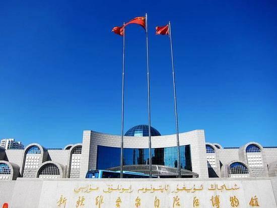 新疆乌鲁木齐博物馆,图一