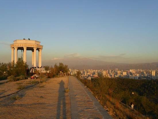新疆乌鲁木齐妖魔山公园,图一