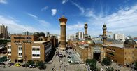 新疆乌鲁木齐国际大巴扎