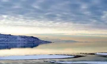 新疆乌鲁木齐市盐湖生态旅游区,图二