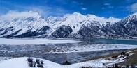 新疆乌鲁木齐天山一号冰川
