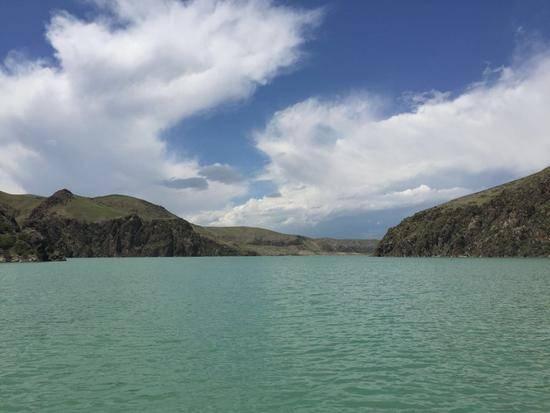 新疆伊犁阔克苏大峡谷风景区,图三