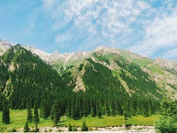 新疆伊犁夏塔旅游区,图二