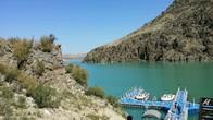 新疆伊犁阔克苏大峡谷风景区