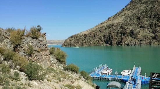 新疆伊犁阔克苏大峡谷风景区,图一