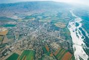 新疆伊犁特克斯八卦城