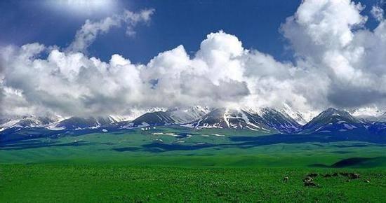新疆伊犁那拉提旅游风景区,图三