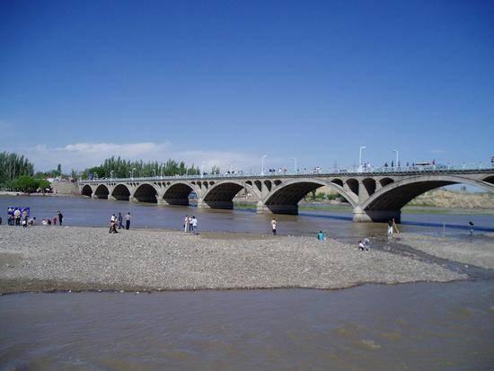 新疆伊犁河,图二