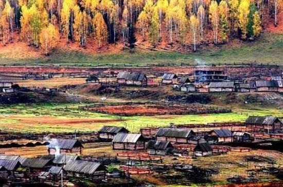 中国最美古村-图瓦村,图二