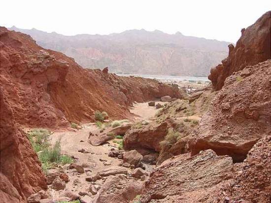 神秘峡谷情未了-天山大峡谷,图十六