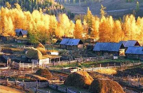 中国最美古村-图瓦村,图七
