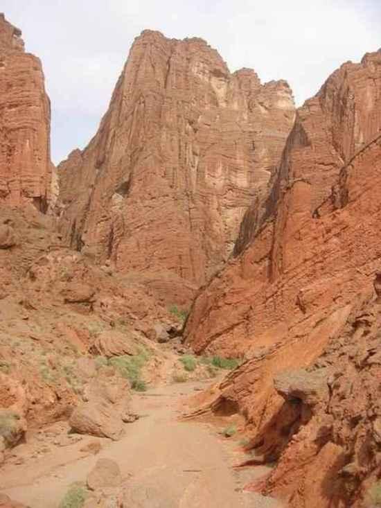神秘峡谷情未了-天山大峡谷,图十四