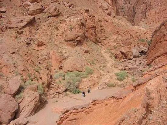 神秘峡谷情未了-天山大峡谷,图十七