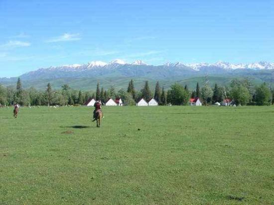 新疆---那拉提草原,图三