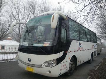 37座金龙客车