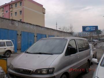 7座瑞豐商務車