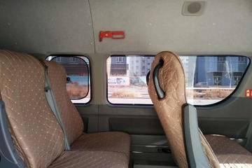 海格14座商务车,图三
