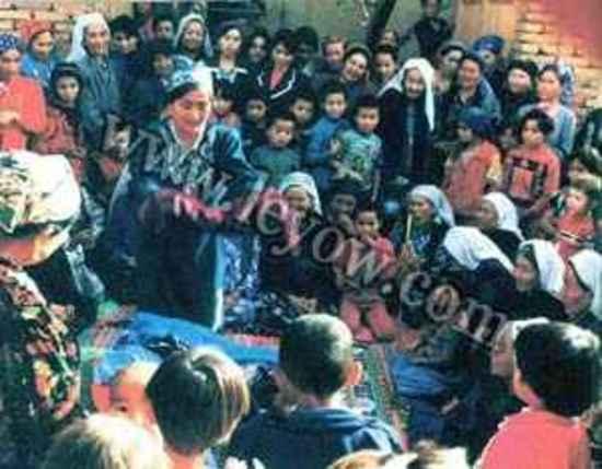 维吾尔族婚礼,图一