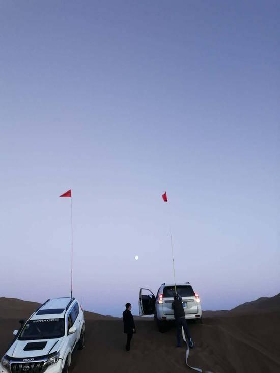 库姆塔格沙漠,图一