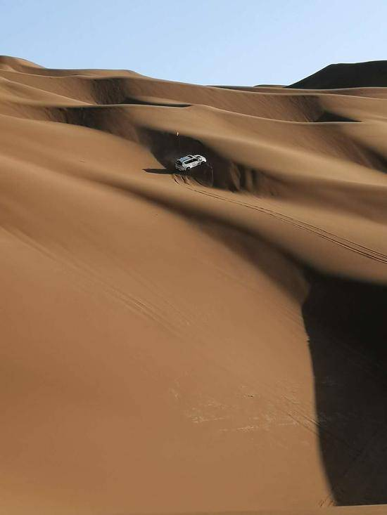 库姆塔格沙漠,图四