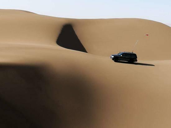 库姆塔格沙漠,图十