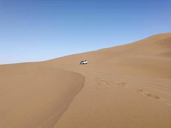 库姆塔格沙漠,图七