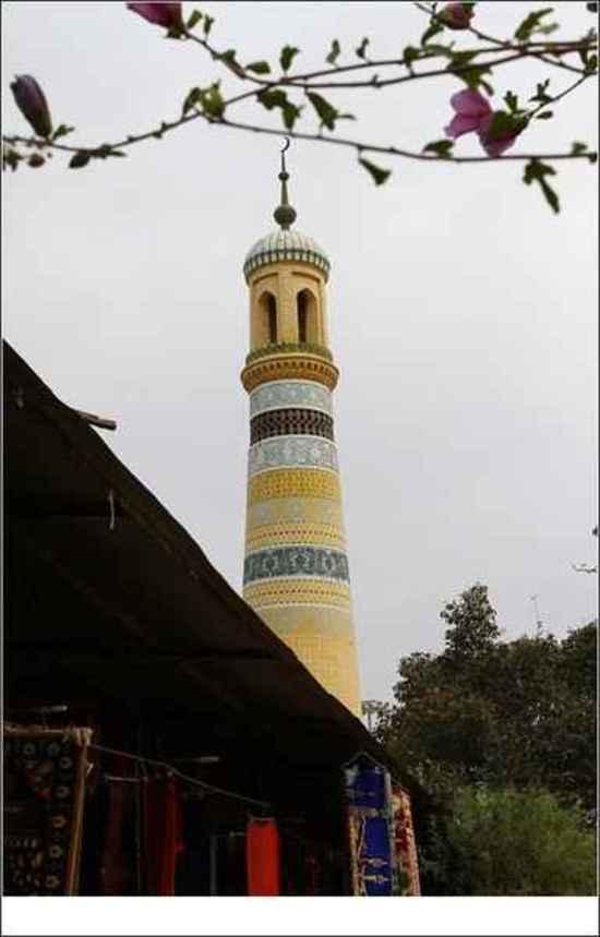 艾提尕尔清真寺(组图),图十一