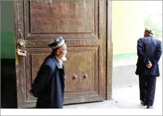 艾提尕尔清真寺(组图),图十七